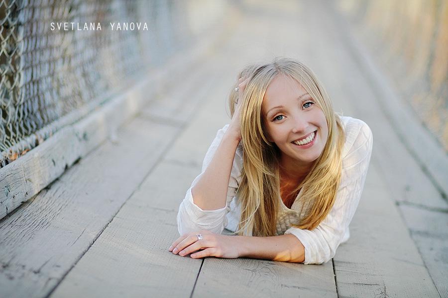 Elbow Park Calgary, bridge photos, model photos