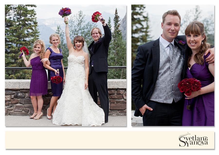 Calgary Wedding Photographer, Banff Springs Hotel Wedding, Calgary wedding photographers, Calgary wedding photography, calgary engagement photography, Svetlana yanova, luxury wedding venues calgary, Calgary wedding venues, Banff wedding venues