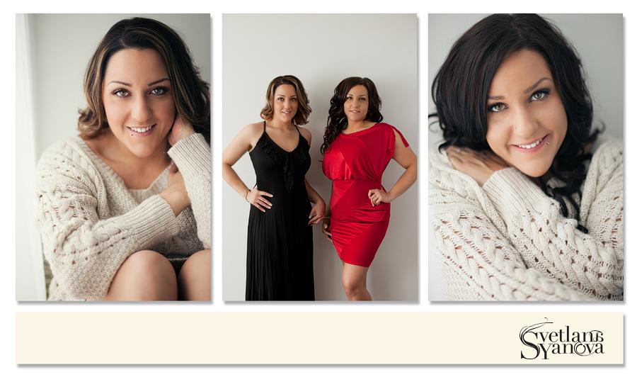 Beauty session: twins, calgary beauty photographer, calgary boudoir photographer, calgary boudoir photography