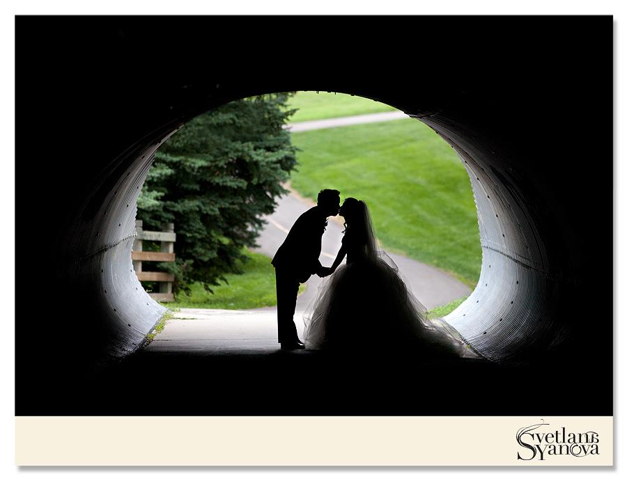calgary wedding photos silhuette confederation park