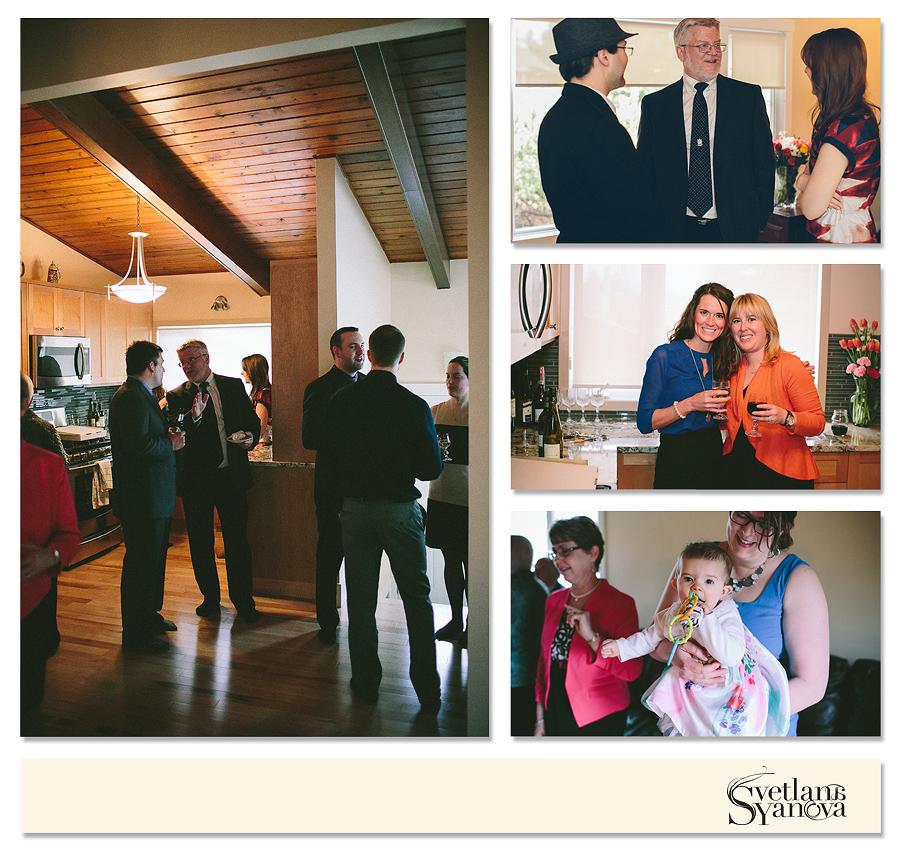 calgary intimate wedding, small weddings calgary, svetlana yanova, backyard wedding
