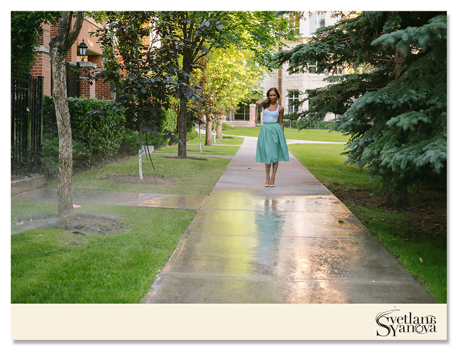 downtown calgary photos, outdoor beauty session, outdoor boudoir images, soft, gentle, sophisticated, glamorous photos, sunset photos