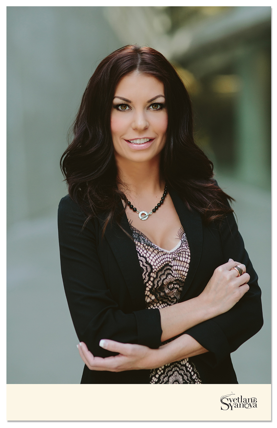 Relaxed and Beautiful Real Estate Headshots in Calgary and